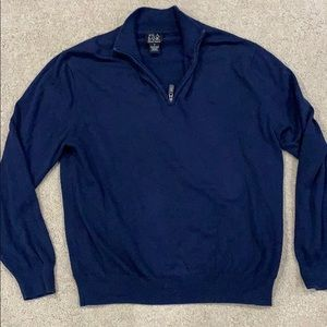 Jos A Bank pull over sweater